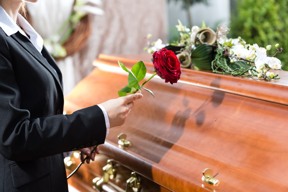 Collection of unpaid funeral fees